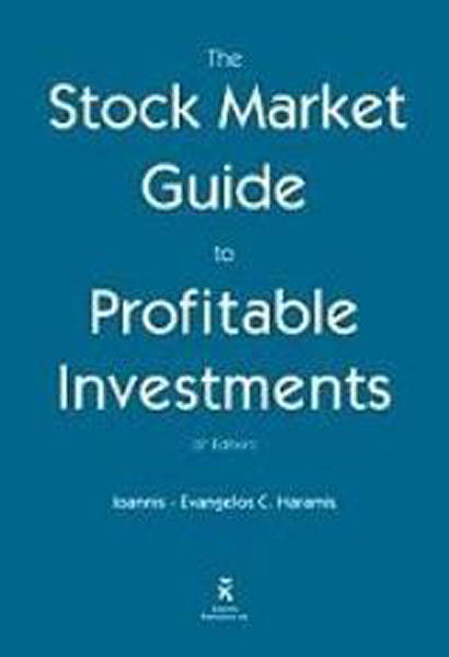 "<strong>THE STOCK MARKET GUIDE TO PROFITABLE INVESTMENTS</strong><br />του κ. Ιωάννη-Ευάγγελου Χαραμή<br />(Εκδόσεις: Λιβάνη – Σόλωνος 98, Αθήνα<br />URL: <a href=""http://www.livanis.gr"" target=""_blank"">www.livanis.gr</a>)<br />Έτος Έκδοσης : 2007<br /><br />"